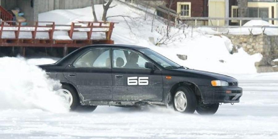 1996 Subaru Impreza L