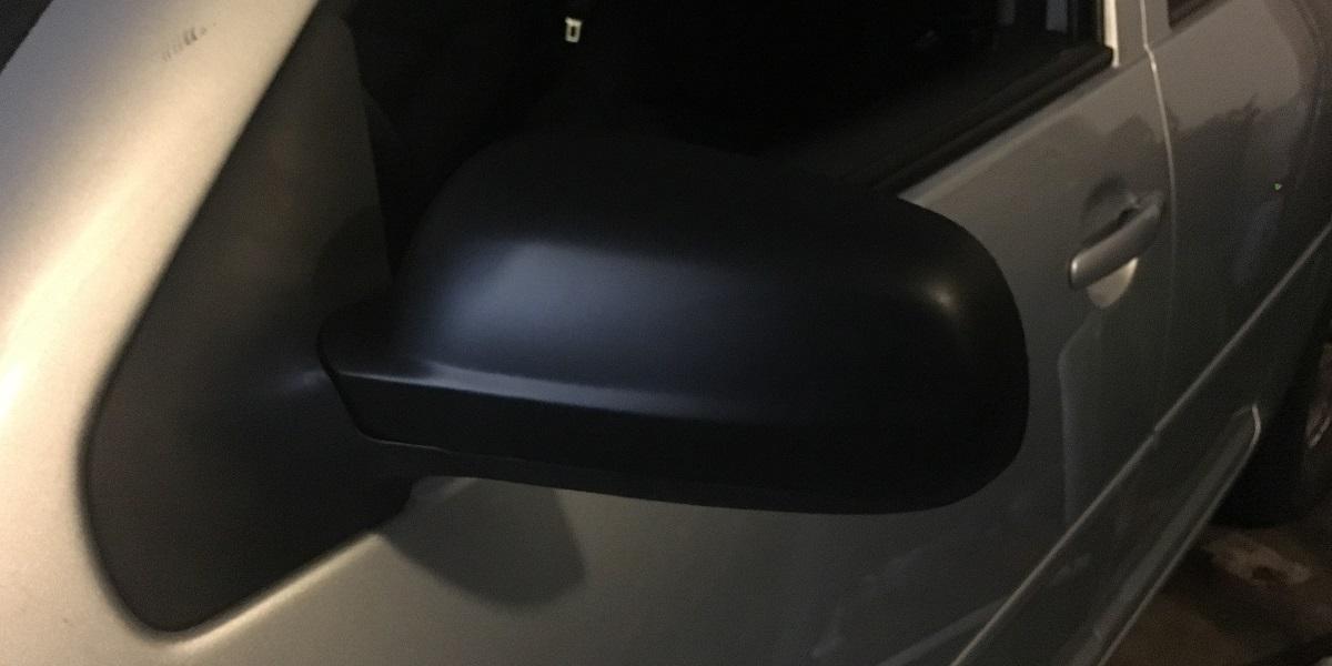 VW Jetta aftermarket mirror