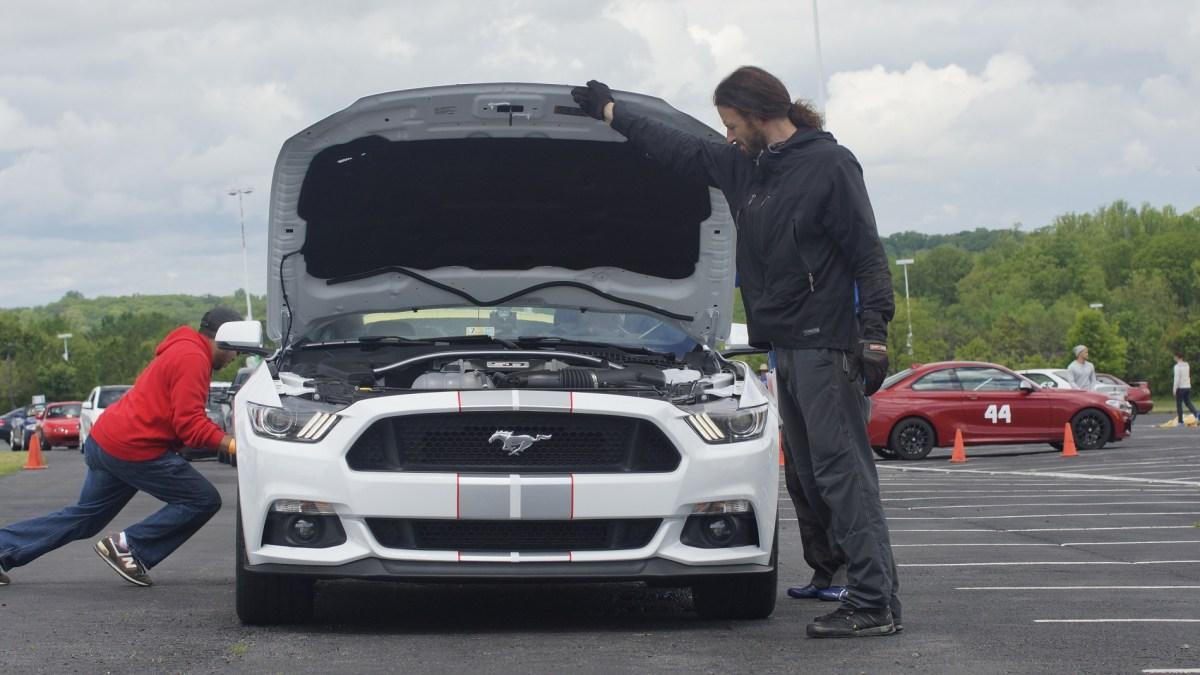 Mustang Autocross