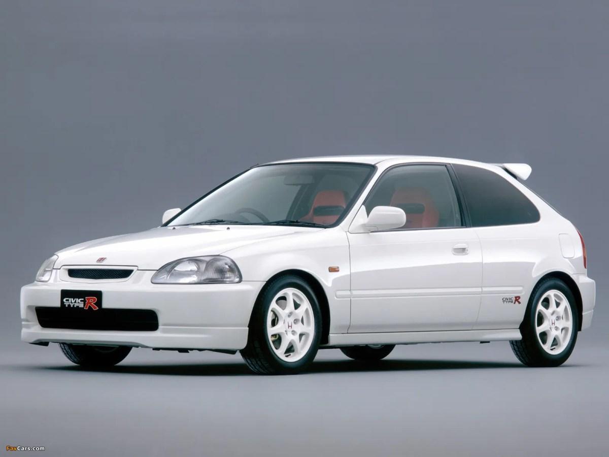 EK9 Honda Civic Type R