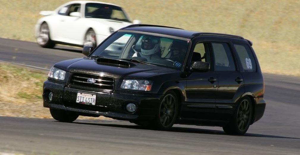 Subaru Forester XT: The WRX Wagon That Your Dad Always