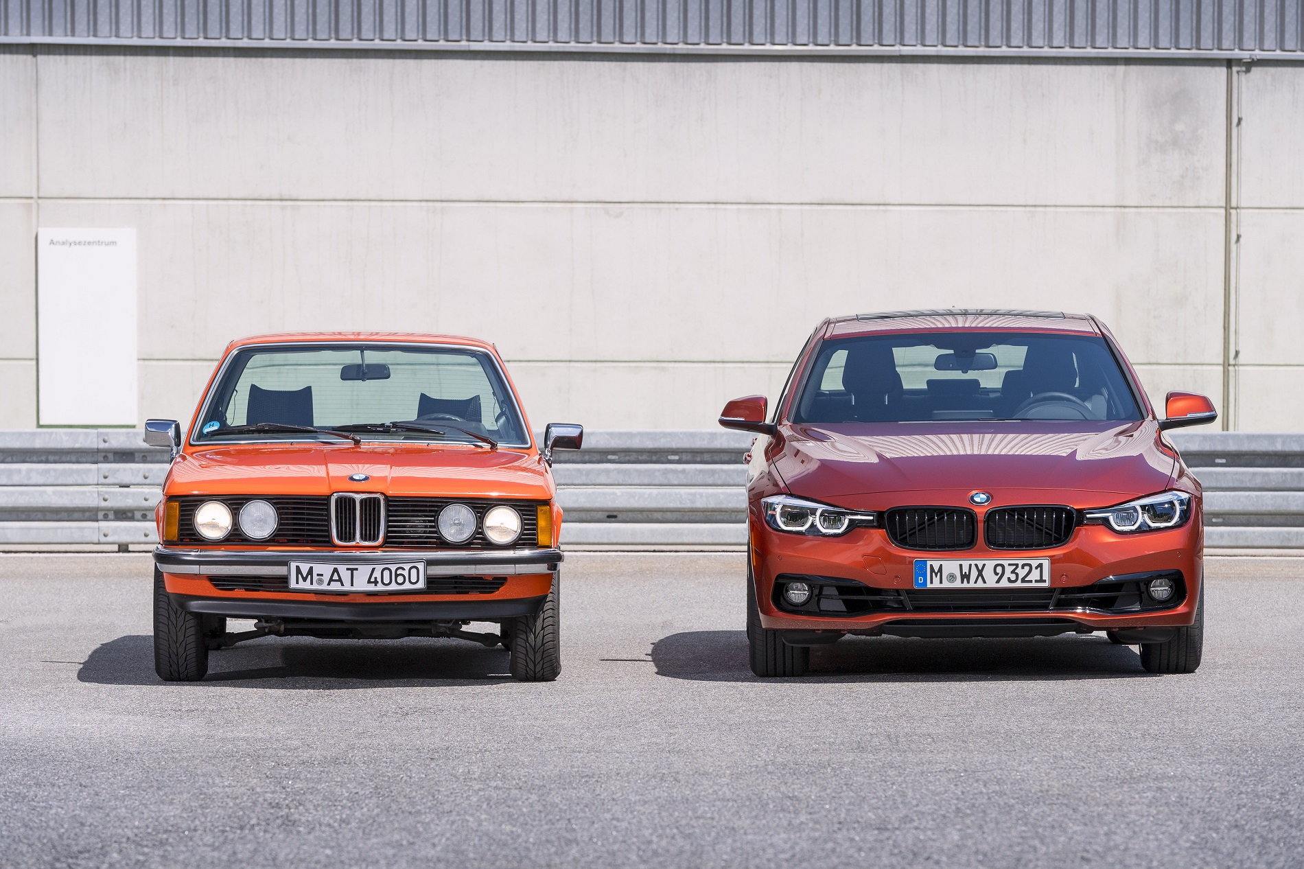 Bmw 3 Series Gets New Options More Orange Paint Right Foot Down