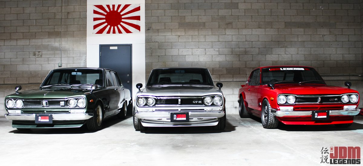 JDM Legends