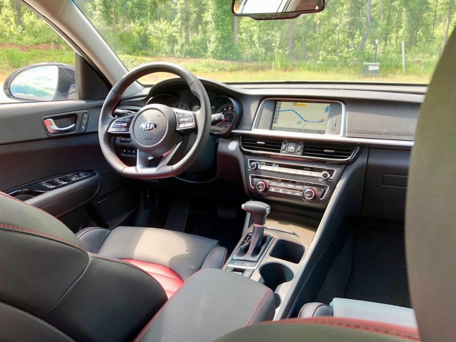 2019 Kia Optima SX 2.0T