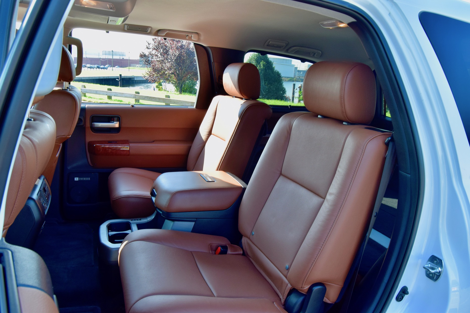 2019 Toyota Sequoia Platinum 4x4 The Do It All Seven Seater