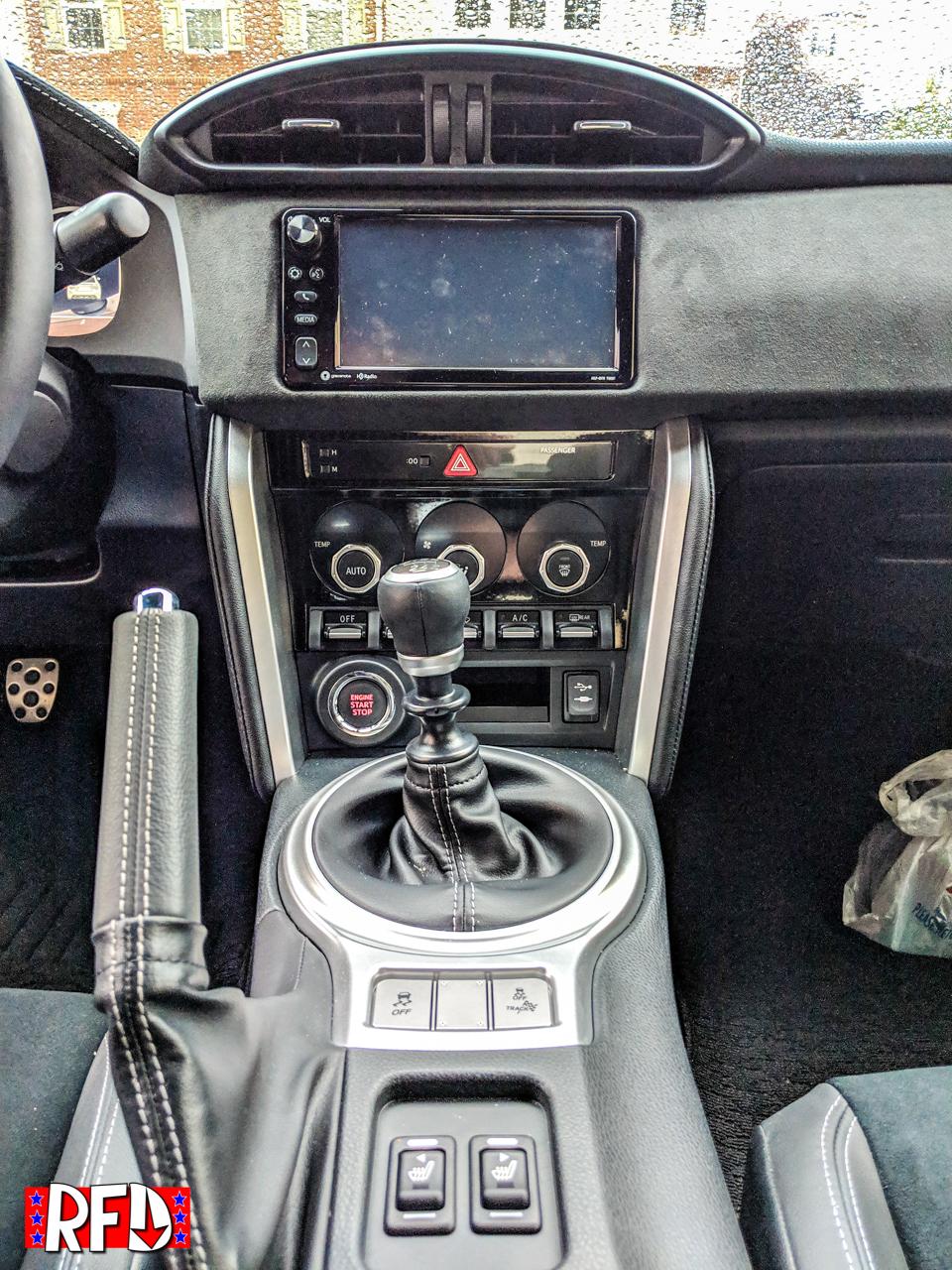 2018 Toyota 86 Black