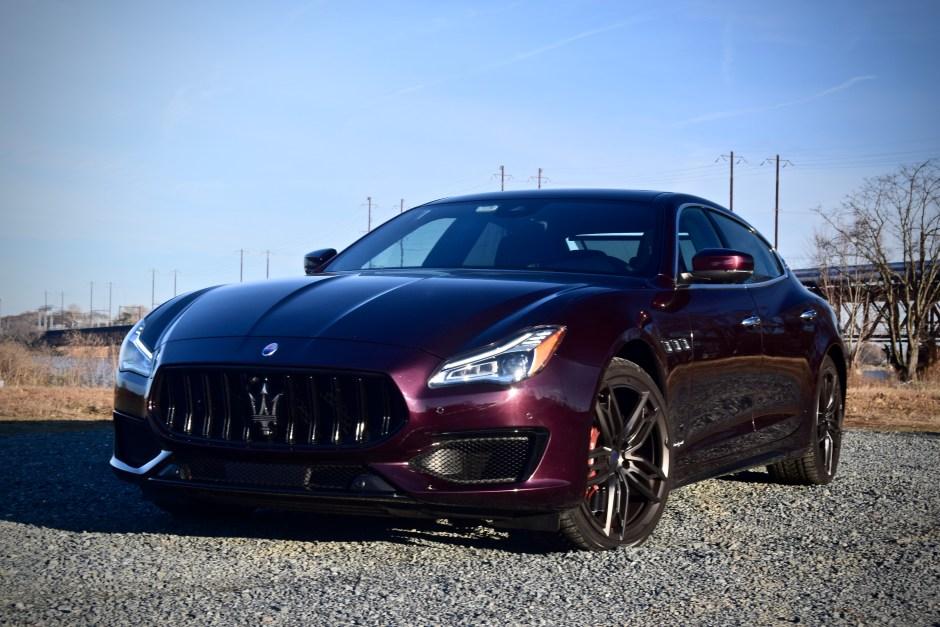 2019 Maserati Quattroporte GTS GranSport Review: The ...
