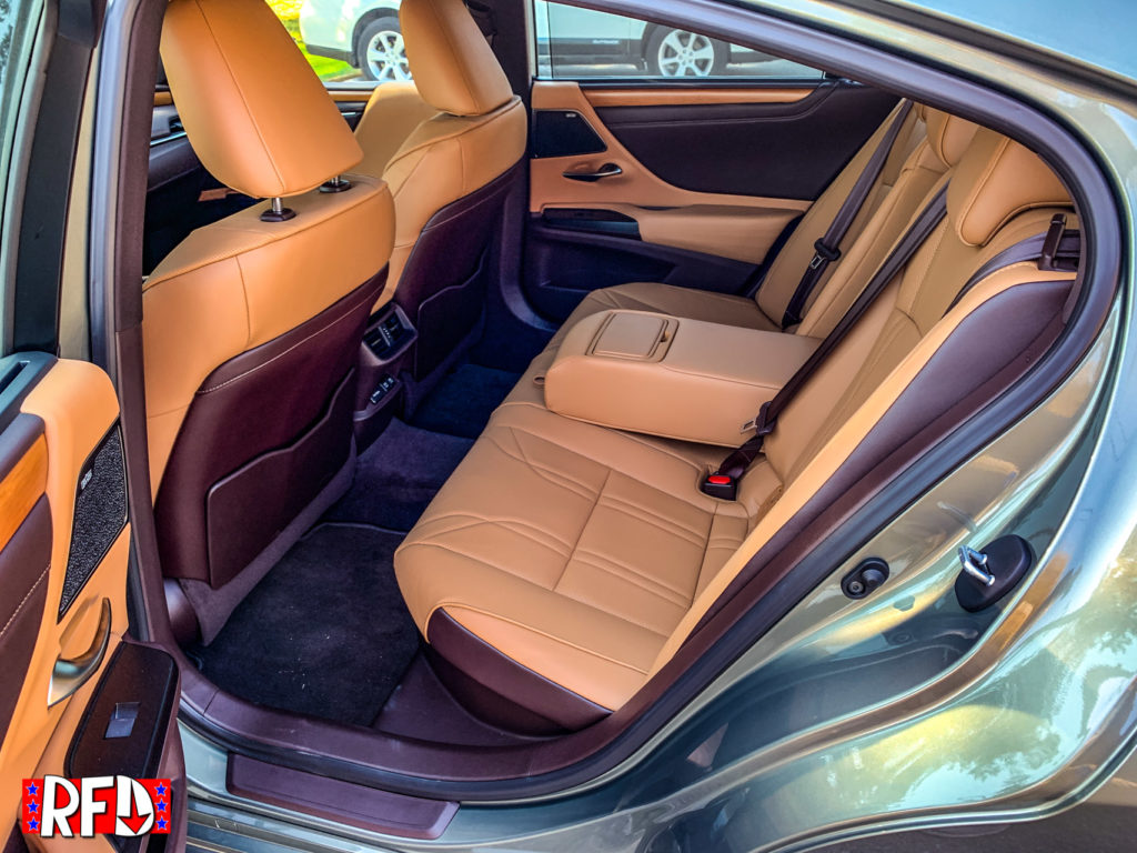 2020 Lexus ES350h