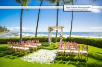 Beautiful Paradise Cove Wedding Ko Olina Oahu by Right Frame