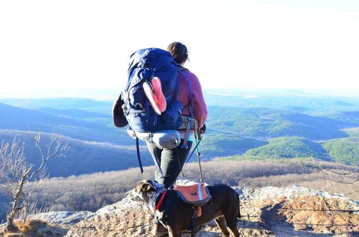 First-time backpacking tips