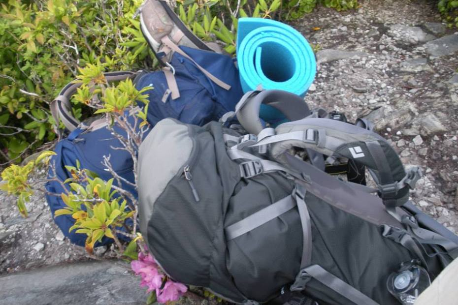 What's in my pack? What I take backpacking, and lessons I've learned on the trail.