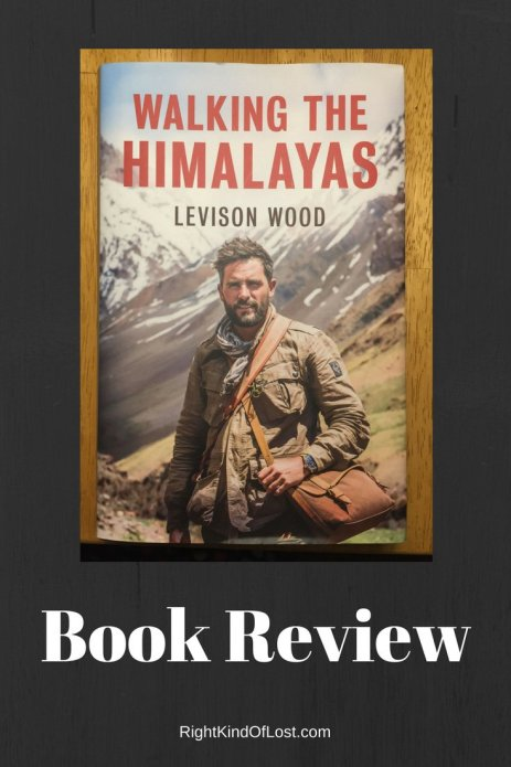 """Walking the Himalayas"" by Levison Wood is a great book about a modern-day explorer who walks from Afghanistan to Bhutan along the highest mountains in the world."