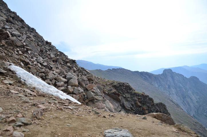 Hiking Mt. Bierstadt West Slope trail - an greater beginner 14er for those who want to start bagging the peaks
