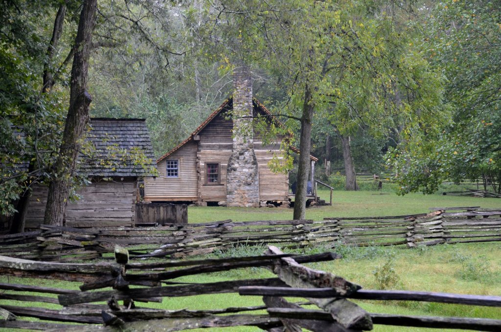 Land Between the Lakes – a National Recreation Area in Kentucky and Tennessee rich with history and natural beauty.