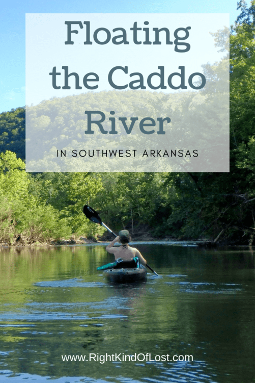 Floating the Caddo River from Caddo Gap to Glenwood is a wonderful float that isn't too difficult but provides some fun class I-II rapids.