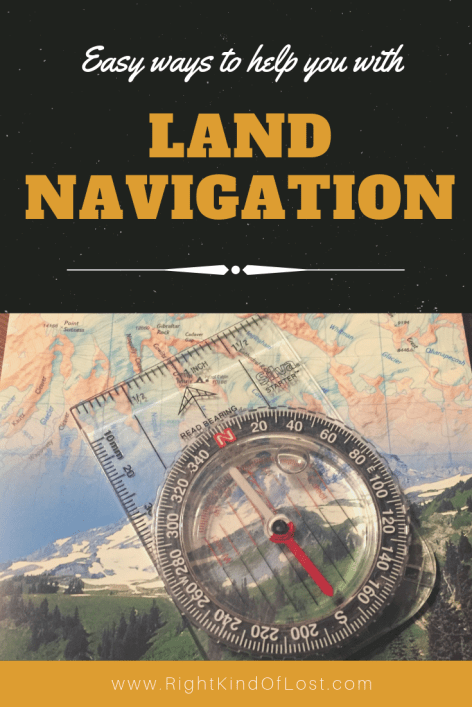 Three easy ways to help better practice land navigation because knowing it is an essential skill for anyone who spends time in nature or goes off the grid.