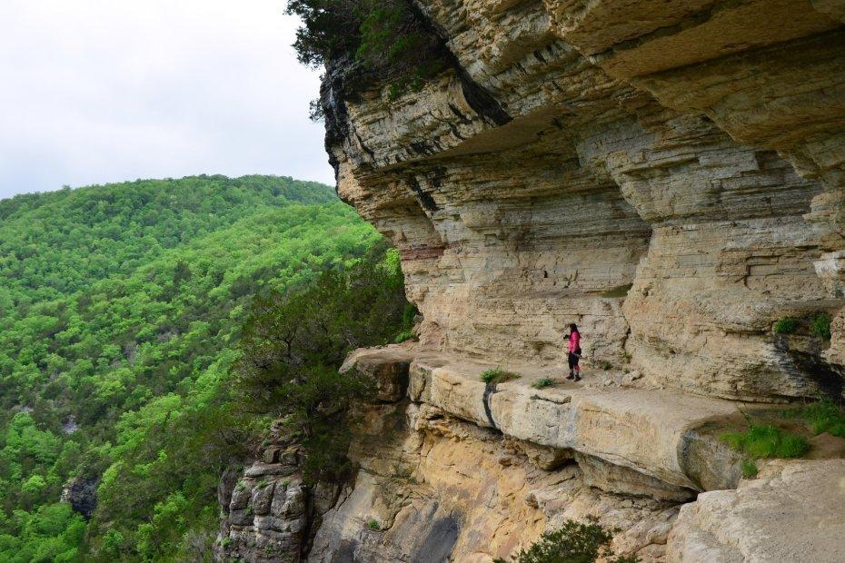 Big Bluff Goat Trail