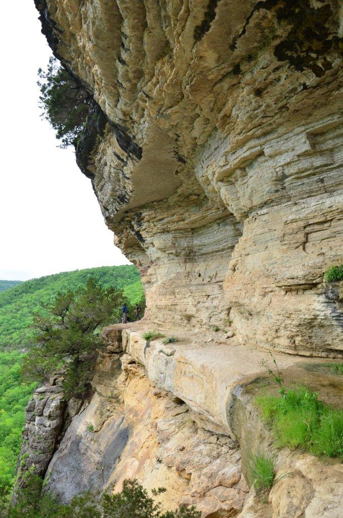 Big Bluff is shown