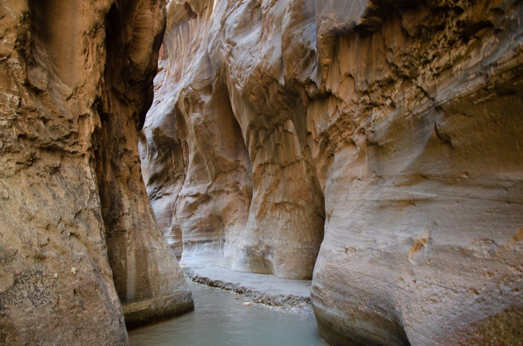 The Narrows is shown