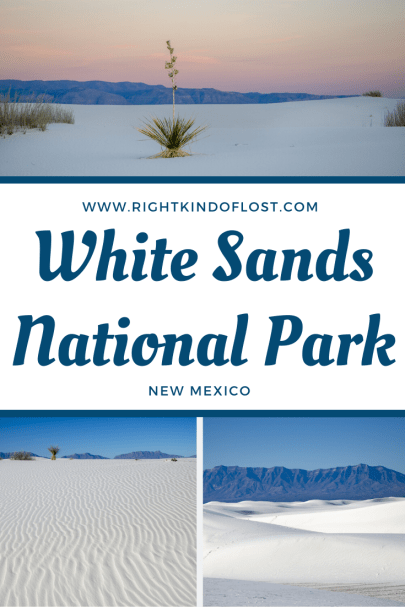 Visiting White Sands National Park in south central New Mexico is truly a unique place and must-visit. It is the largest gypsum dune field in the world.