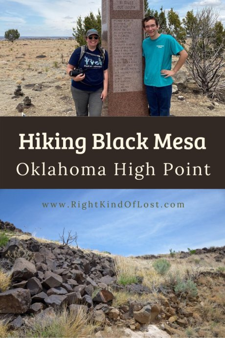 Hiking Black Mesa Trail to Oklahoma's high point showcases the unique area where the Rocky Mountains meet the shortgrass prairie.