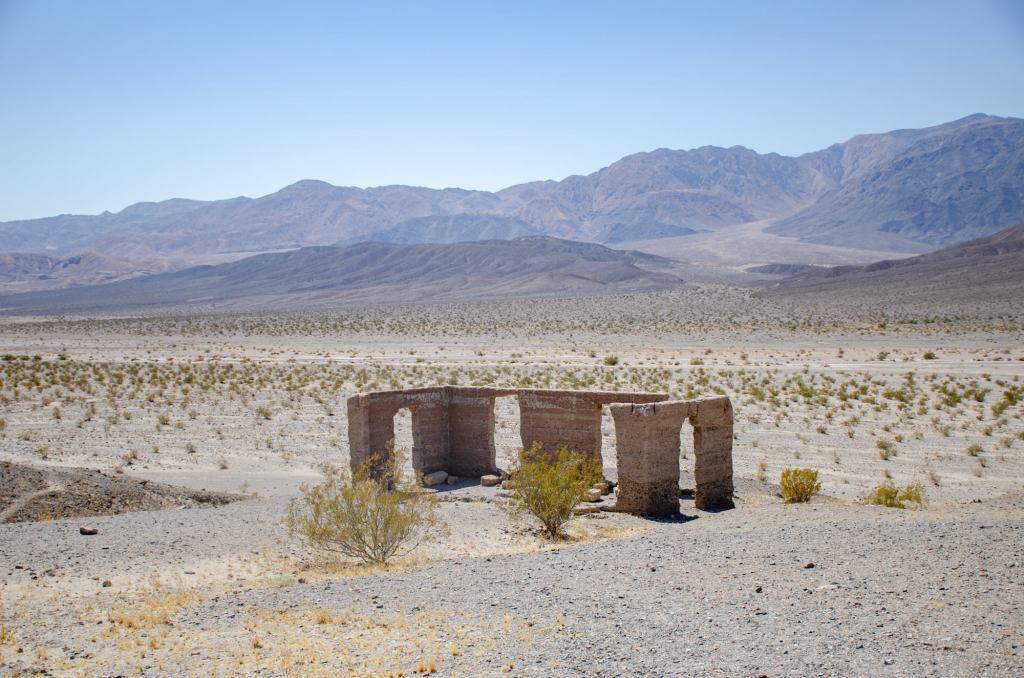 ruins are shown