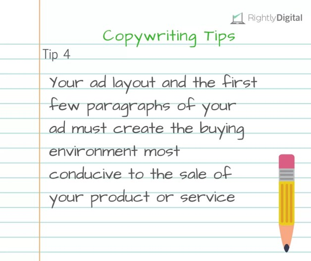 Copywriting Tips 4