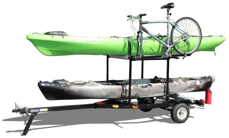 Kayak Racks Fifth Wheel Trailers