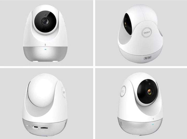 Click to view 360 Dome PTZ security camera on Amazon.in