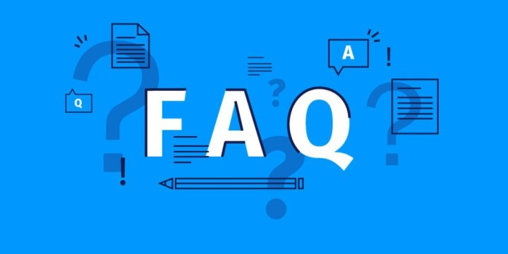 Frequently asked questions for rightpurchasing