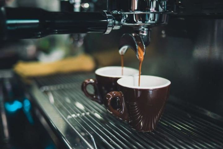 Picture of a Coffee machine. Click to check out coffee machines on Amazon.in