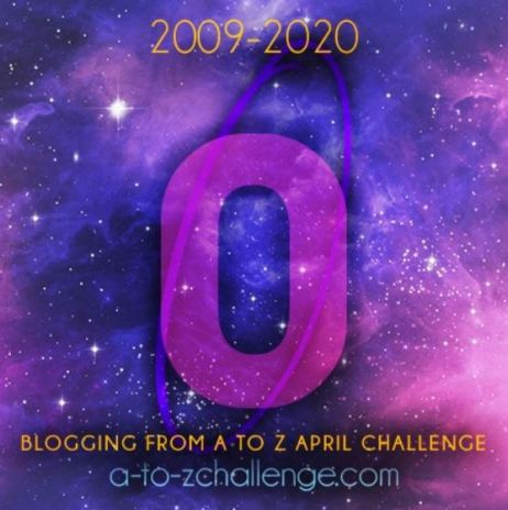 Optimizing images as a part of the #AtoZchallenge