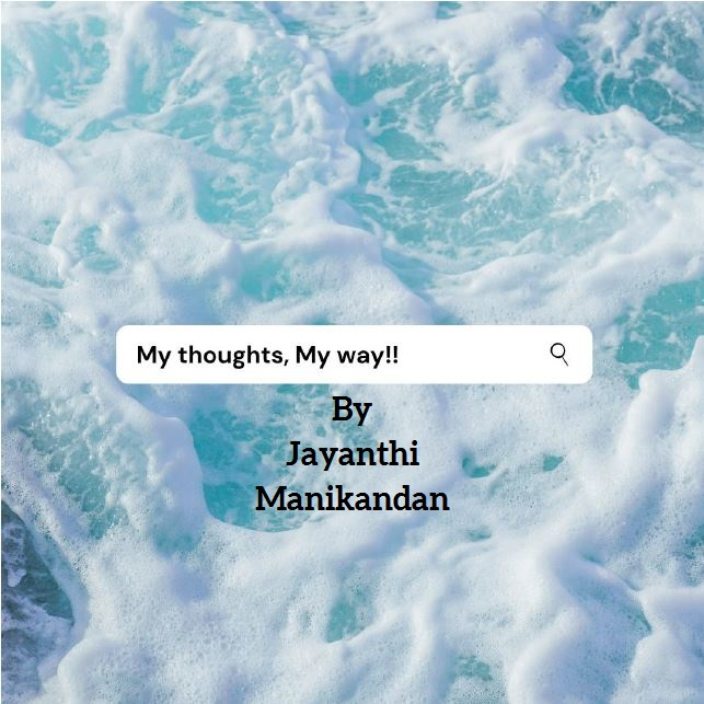 Cover picture of the Book My thoughts my Way