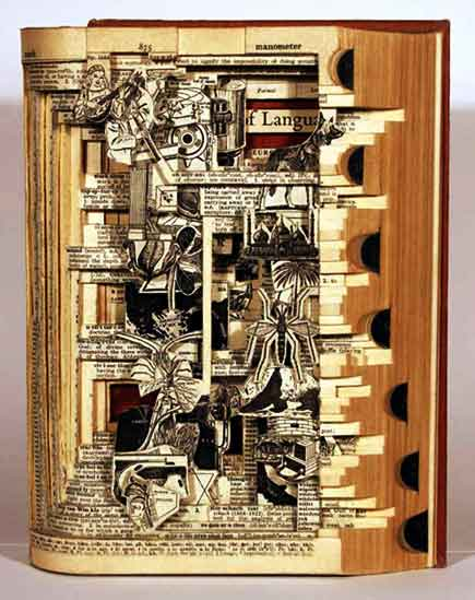 brian dettmer book sculpture