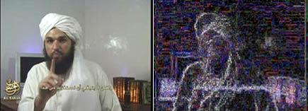 al qaeda image manipulation