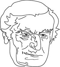 ted hughes by tc
