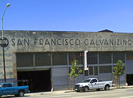 san francisco galvanizing