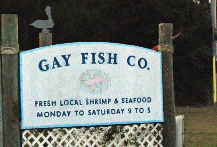 gay fish company on lady's island