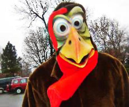 turkey man