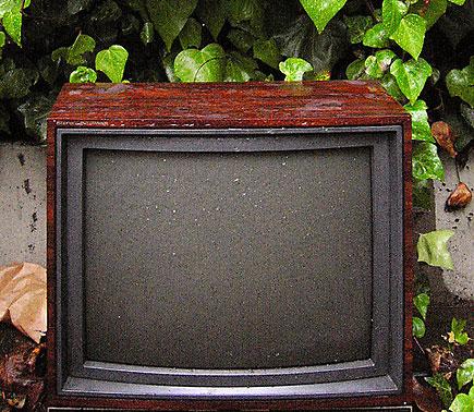 abandoned telvision