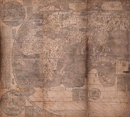 Ricci map detail