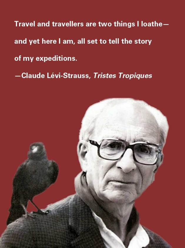 Claude Lévi-­Strauss quotation