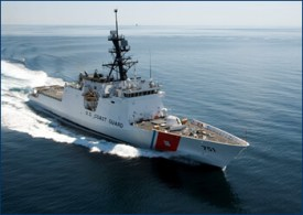 National Security Cutter NSC
