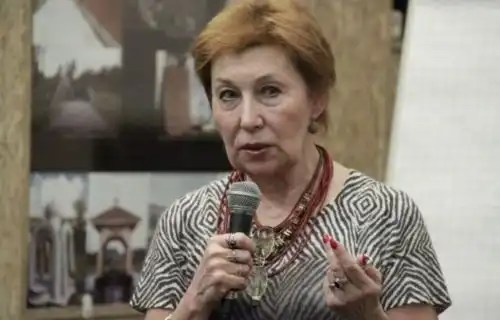 Ella Polyakova: It seemed the abolition of conscription was just around the corner! But, unfortunately, we were wrong