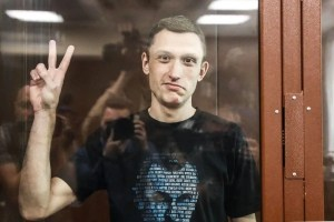 Read more about the article Quote for the Week. Konstantin Kotov: 'What else can [a person of conscience do] in such cases? I wanted to show solidarity.'