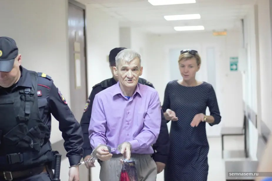 Read more about the article Liudmila Ulitskaya: Yury Dmitriev possesses moral qualities that really irritate the authorities