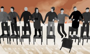 Read more about the article Union of Journalists and Media Workers: Journalism is not a crime!