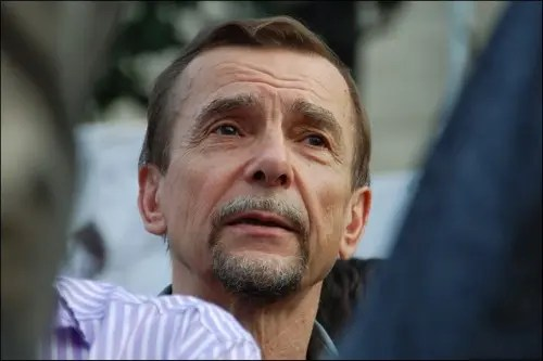 Lev Ponomarev: The young generation, inoculated by cruelty and terror, becomes immune to fear