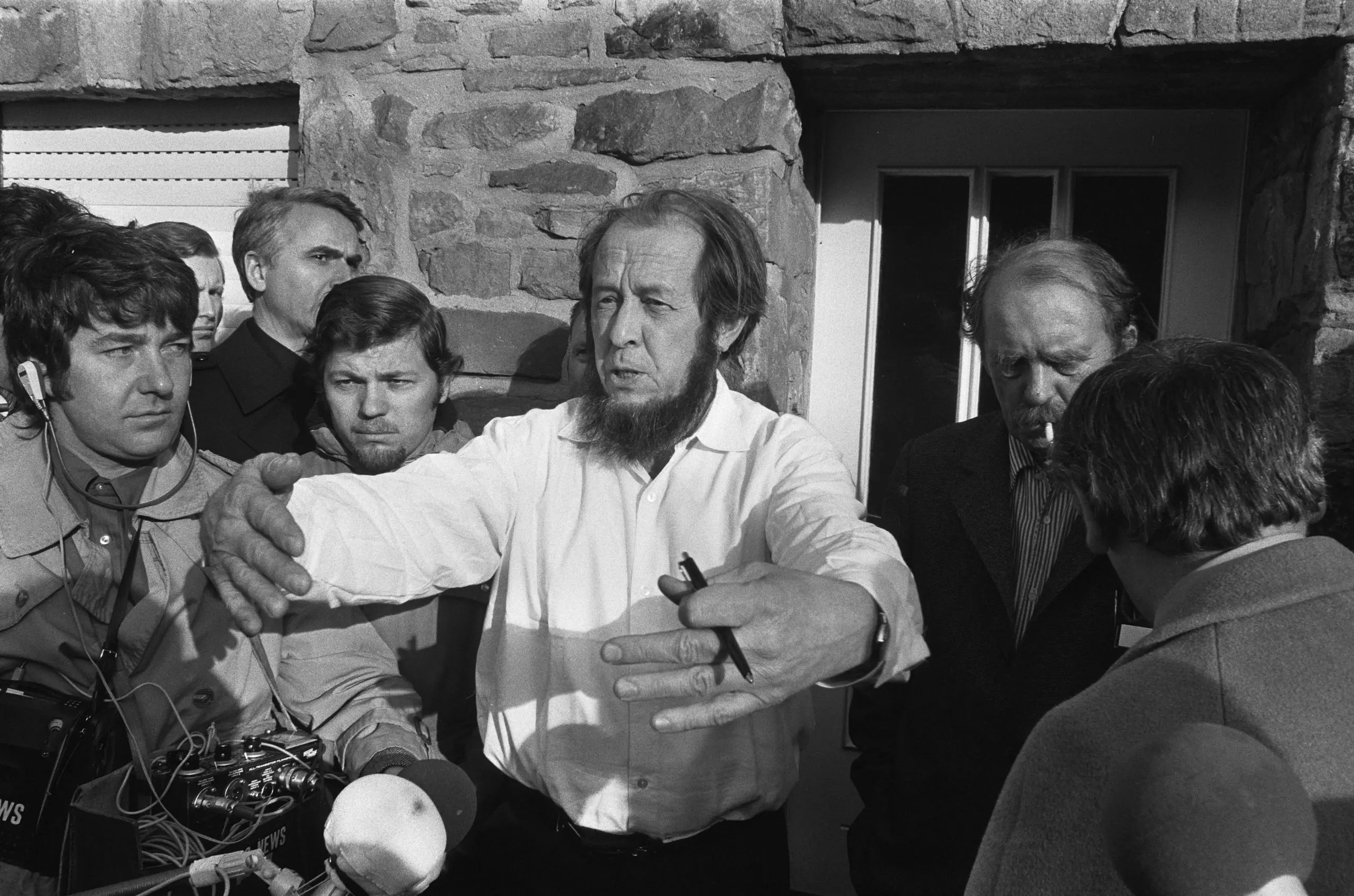 Remember the Date: Aleksandr Solzhenitsyn was awarded the Nobel Prize for literature on 8 October 1970