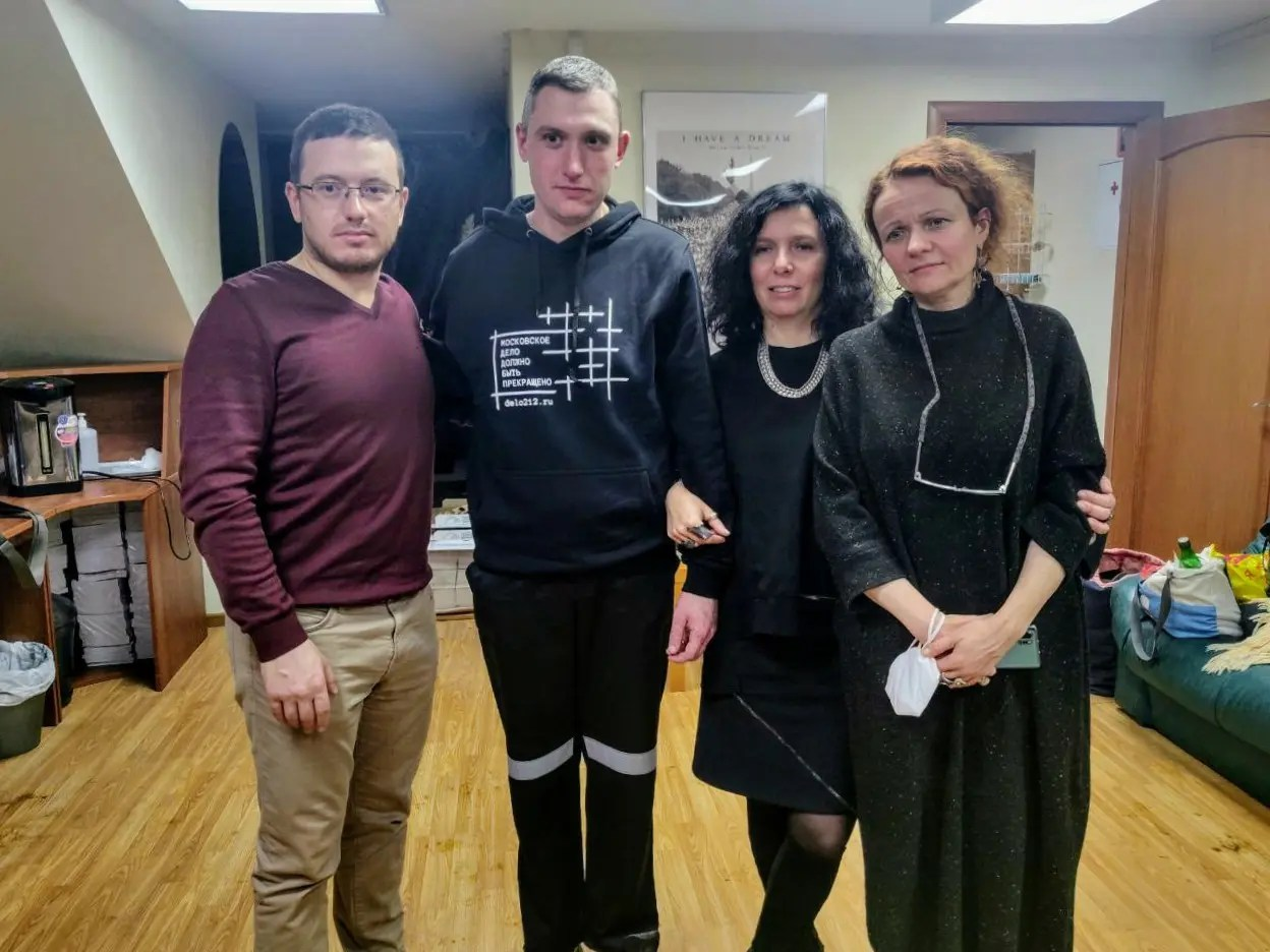 """""""Everyone in prison has oppositionist views"""": Team 29 interviews Konstantin Kotov after his release"""